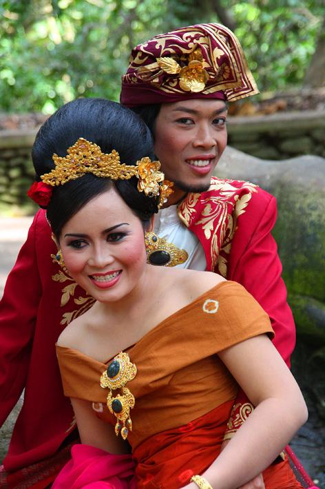 traveler wedding - balinese wedding to Ubud (Bali-Indonesia)