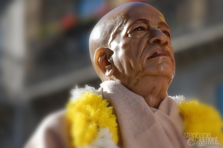 Ratha Yatra - Hare Krisna. Ceremony to Paris