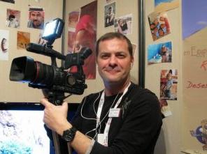 Cameraman, realisation vidéo, captation movie